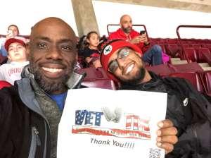 Dustin attended Ohio State Buckeyes vs. Southeast Missouri State - NCAA Mens Basketball on Dec 17th 2019 via VetTix
