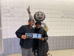 Christopher attended Ohio State Buckeyes vs. Southeast Missouri State - NCAA Mens Basketball on Dec 17th 2019 via VetTix