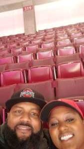 stanley attended Ohio State Buckeyes vs. Southeast Missouri State - NCAA Mens Basketball on Dec 17th 2019 via VetTix