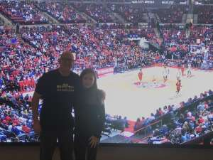 Mark attended Ohio State Buckeyes vs. Southeast Missouri State - NCAA Mens Basketball on Dec 17th 2019 via VetTix