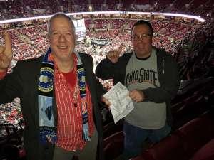 William attended Ohio State Buckeyes vs. Southeast Missouri State - NCAA Mens Basketball on Dec 17th 2019 via VetTix