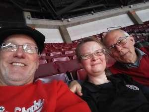 Dennis attended Ohio State Buckeyes vs. Southeast Missouri State - NCAA Mens Basketball on Dec 17th 2019 via VetTix