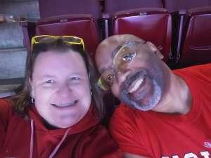 Frank attended Ohio State Buckeyes vs. Southeast Missouri State - NCAA Mens Basketball on Dec 17th 2019 via VetTix