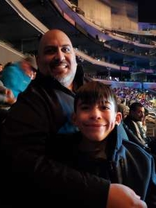 John attended Disney on Ice Presents Mickey's Search Party on Dec 12th 2019 via VetTix