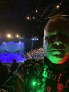 David attended Disney on Ice Presents Mickey's Search Party on Dec 12th 2019 via VetTix