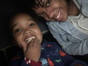Kanesha attended Disney on Ice Presents Mickey's Search Party on Dec 12th 2019 via VetTix