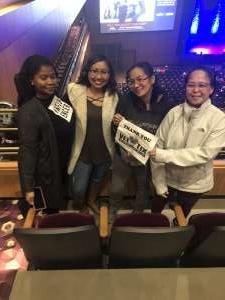 Kaipookalani attended Femme It Forward: XSCAP3, SWV & 702 on Dec 13th 2019 via VetTix