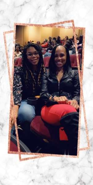 TJ attended Femme It Forward: XSCAP3, SWV & 702 on Dec 13th 2019 via VetTix