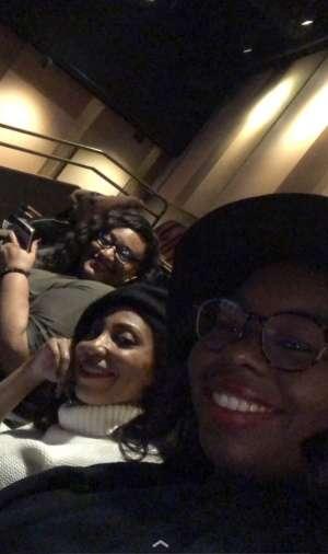 Tiffany attended Femme It Forward: XSCAP3, SWV & 702 on Dec 13th 2019 via VetTix