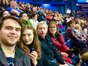 Rick attended Monster Jam Triple Threat Series on Feb 28th 2020 via VetTix