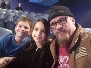 Paul  attended Monster Jam Triple Threat Series on Feb 28th 2020 via VetTix