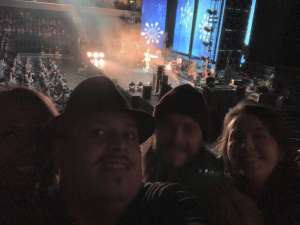 Roberto attended Lindsey Stirling - Warmer in the Winter Christmas Tour 2019 on Dec 14th 2019 via VetTix
