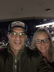 Pat attended Lindsey Stirling - Warmer in the Winter Christmas Tour 2019 on Dec 14th 2019 via VetTix
