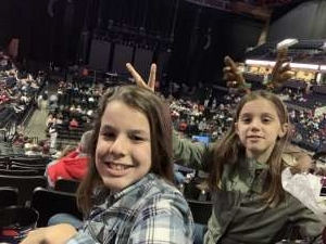 Kristin attended Lindsey Stirling - Warmer in the Winter Christmas Tour 2019 on Dec 14th 2019 via VetTix