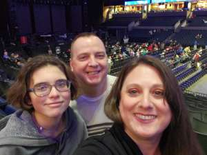 mike attended Lindsey Stirling - Warmer in the Winter Christmas Tour 2019 on Dec 14th 2019 via VetTix
