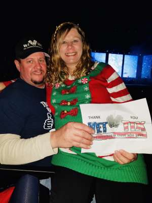 Edward attended Lindsey Stirling - Warmer in the Winter Christmas Tour 2019 on Dec 14th 2019 via VetTix