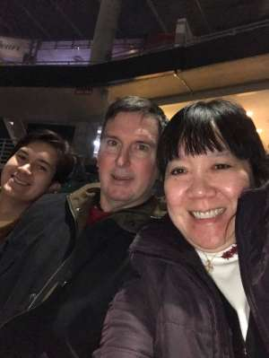 Lorna attended Holiday Dreams - a Spectacular Holiday Cirque on Dec 22nd 2019 via VetTix