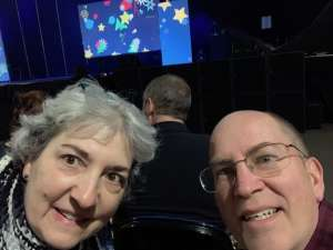 Mark attended Holiday Dreams - a Spectacular Holiday Cirque on Dec 22nd 2019 via VetTix