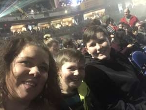 Allison attended Holiday Dreams - a Spectacular Holiday Cirque on Dec 22nd 2019 via VetTix