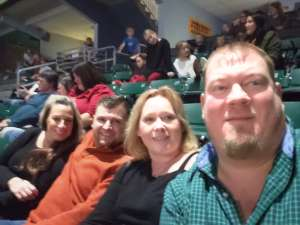 JOSHUA attended Holiday Dreams - a Spectacular Holiday Cirque on Dec 22nd 2019 via VetTix