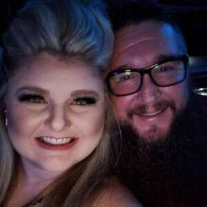 Matt  attended Gary Allan - New Date on Sep 17th 2021 via VetTix