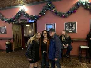 Michael attended 106. 7 the Bull Presents: lonestar & Phil Vassar - Holiday and Hits Tour on Dec 15th 2019 via VetTix