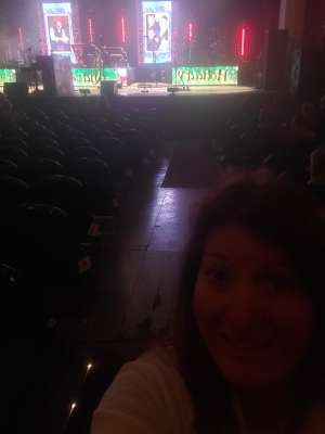 Rebecca attended 106. 7 the Bull Presents: lonestar & Phil Vassar - Holiday and Hits Tour on Dec 15th 2019 via VetTix
