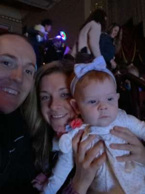 Kyle attended Nick Jr. Live! Move to the Music on Jan 11th 2020 via VetTix