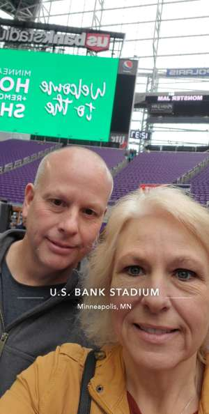 Jeff attended 2020 Minneapolis Home + Remodeling Show on Jan 24th 2020 via VetTix