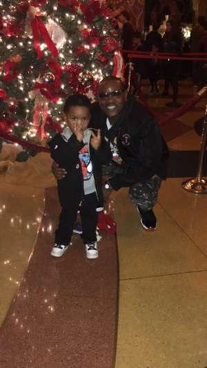 Lonnie attended The Spongebob Musical on Dec 24th 2019 via VetTix