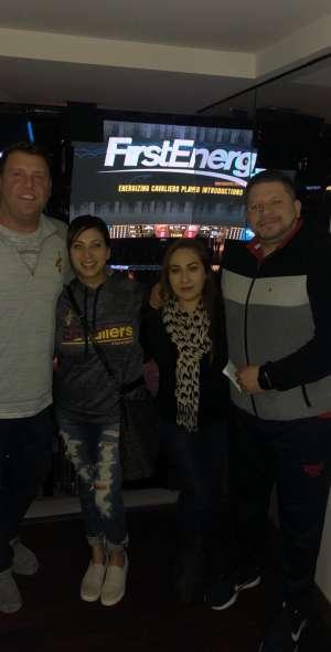 David attended Cleveland Monsters vs. Wilkes-barre Scranton Penguins - AHL on Dec 14th 2019 via VetTix
