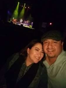 Hector attended Booker T. Jones - Times is Tight on Jan 10th 2020 via VetTix