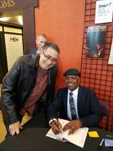 Mario attended Booker T. Jones - Times is Tight on Jan 10th 2020 via VetTix