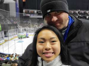 Justin attended Jacksonville Icemen vs. Brampton Beast - ECHL on Jan 11th 2020 via VetTix