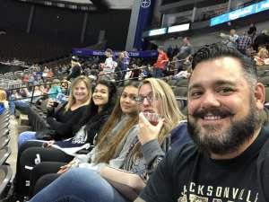 Brenden attended Jacksonville Icemen vs. Brampton Beast - ECHL on Jan 11th 2020 via VetTix