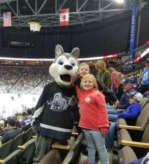 Michael attended Jacksonville Icemen vs. Brampton Beast - ECHL on Jan 11th 2020 via VetTix