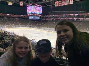 Kenneth attended Jacksonville Icemen vs. Brampton Beast - ECHL on Jan 11th 2020 via VetTix