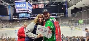 George attended Jacksonville Icemen vs. Brampton Beast - ECHL on Jan 11th 2020 via VetTix