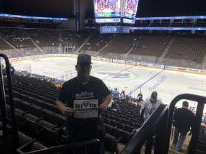 Kent attended Jacksonville Icemen vs. Brampton Beast - ECHL on Jan 11th 2020 via VetTix