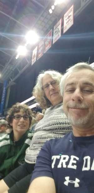Kendra attended Jacksonville Icemen vs. Brampton Beast - ECHL on Jan 11th 2020 via VetTix