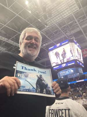 William attended Jacksonville Icemen vs. Brampton Beast - ECHL on Jan 11th 2020 via VetTix