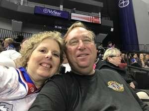 Joseph attended Jacksonville Icemen vs. Brampton Beast - ECHL on Jan 11th 2020 via VetTix