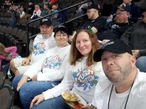 Richard attended Jacksonville Icemen vs. Brampton Beast - ECHL on Jan 11th 2020 via VetTix