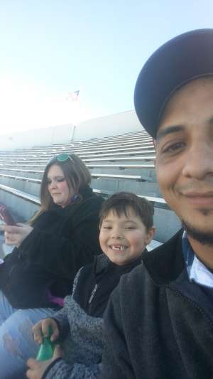 Zachary attended 2019 Auto Zone Liberty Bowl - Navy Midshipmen vs. Kansas State Wildcats - NCAA Football on Dec 31st 2019 via VetTix