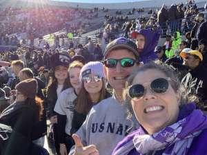 Rick attended 2019 Auto Zone Liberty Bowl - Navy Midshipmen vs. Kansas State Wildcats - NCAA Football on Dec 31st 2019 via VetTix
