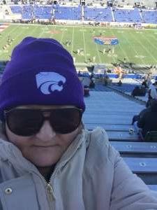 Ashley attended 2019 Auto Zone Liberty Bowl - Navy Midshipmen vs. Kansas State Wildcats - NCAA Football on Dec 31st 2019 via VetTix