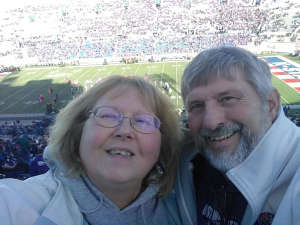 Dave attended 2019 Auto Zone Liberty Bowl - Navy Midshipmen vs. Kansas State Wildcats - NCAA Football on Dec 31st 2019 via VetTix