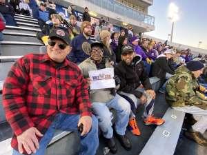 Michael attended 2019 Auto Zone Liberty Bowl - Navy Midshipmen vs. Kansas State Wildcats - NCAA Football on Dec 31st 2019 via VetTix
