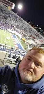 Carlton attended 2019 Auto Zone Liberty Bowl - Navy Midshipmen vs. Kansas State Wildcats - NCAA Football on Dec 31st 2019 via VetTix
