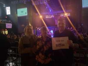 Travis attended Ohio Combat League 5 - Mixed Martial Arts on Jan 4th 2020 via VetTix